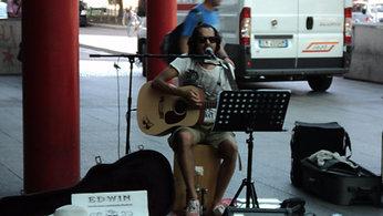 """""""Mr. Tambourine Man"""" - MI Cadorna 20/08/2012"""