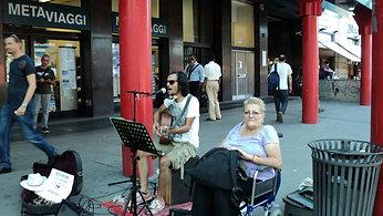 """Like A Rolling Stone"" - MI Cadorna 20/08/2012"