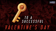 Keys to Valentine's Day