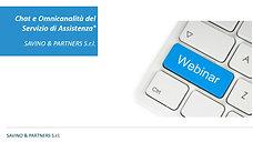 Chat e Omnicanalità del Servizio di Assistenza