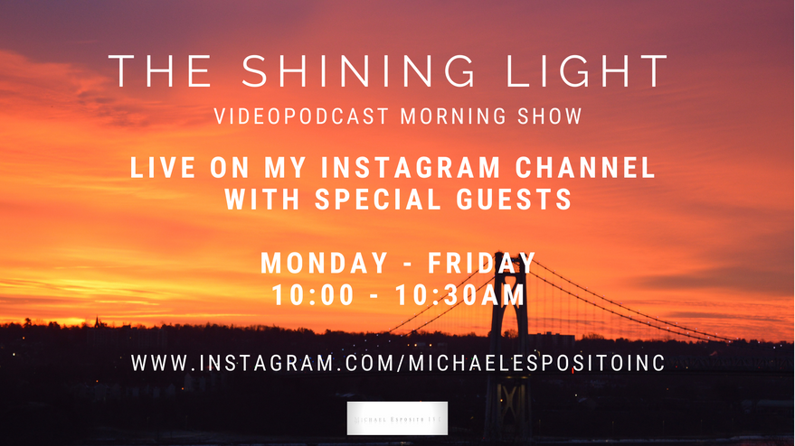 THE SHINING LIGHT VIDEOPODCAST SHOW