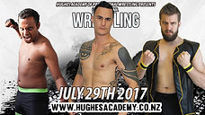 July 29th 2017 - Live Pro Wrestling