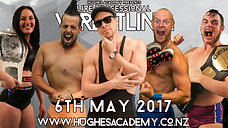 May 7th 2017 - Live Pro Wrestling
