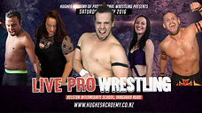 May 7th 2016 - Live Pro Wrestling