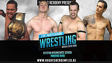 March 26th 2016 - Live Pro Wrestling