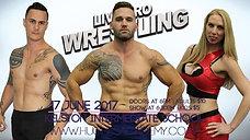 June 17th 2017 - Live Pro Wrestling