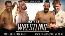 September 29th 2017 - Live Pro Wrestling