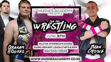 June 8th 2019 - Live Pro Wrestling