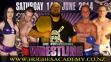 14th June 2014 - Live Pro Wrestling