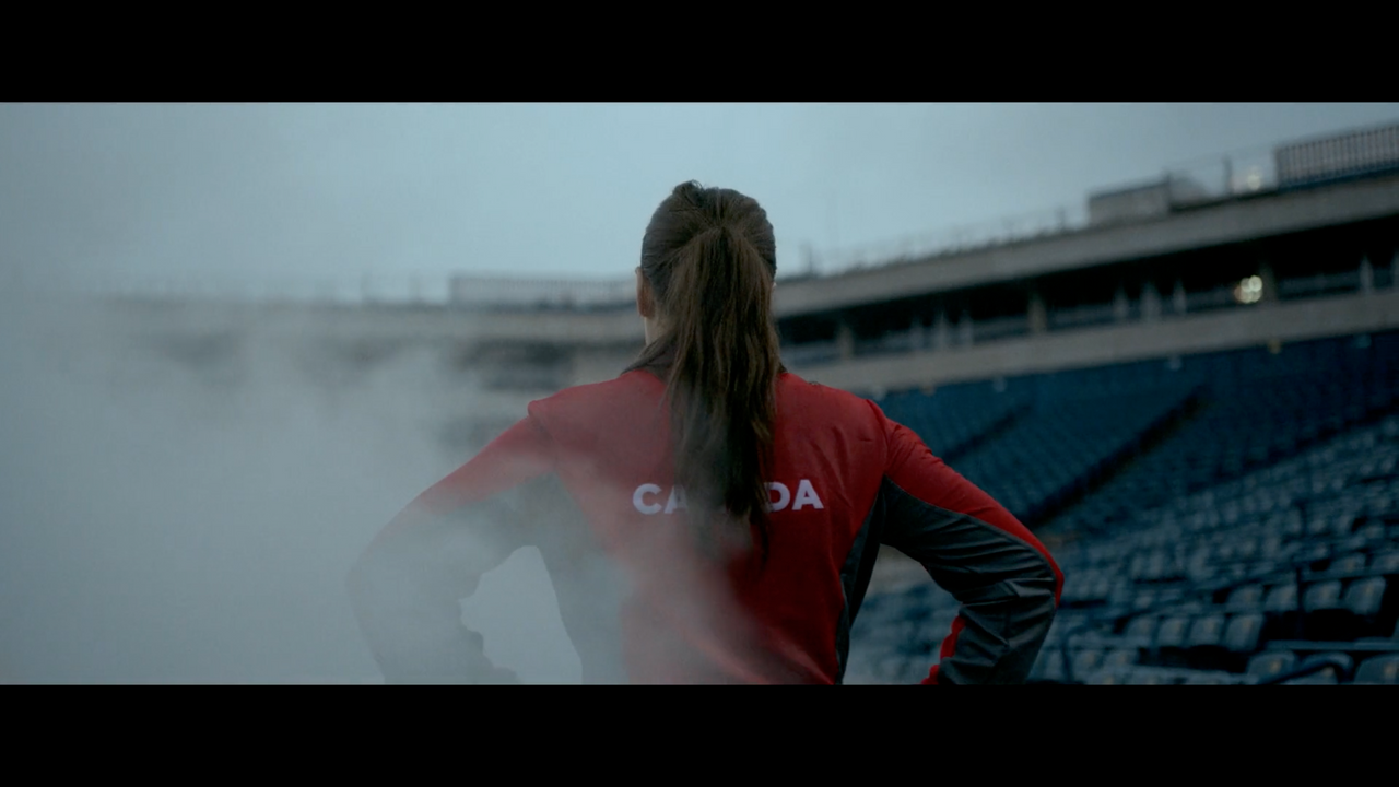 "TENNIS CANADA ""FIND YOUR BEAT"" DIRECTORS CUT ANTHEM"