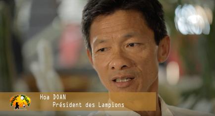 Le voyage Mission Mai 2016 Les Lampions