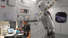 iC-MU, MH를 적용한 로봇(DKFI)