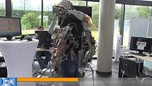 Capio Exoskeleton  Control via biosignals