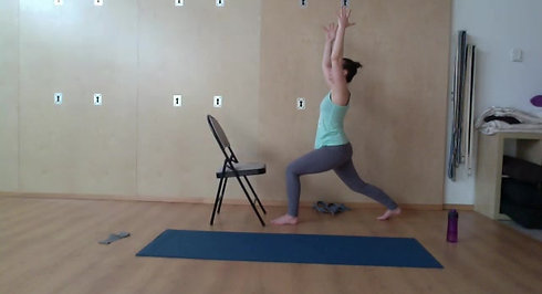 Yoga Fit - Hips on Fire