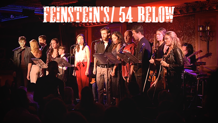 THE PICHER PROJECT at Feinstein's/54 Below