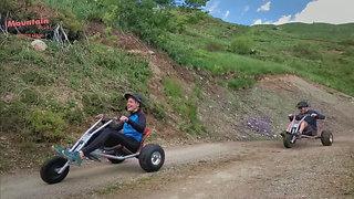 Mountain Kart d'Artouste