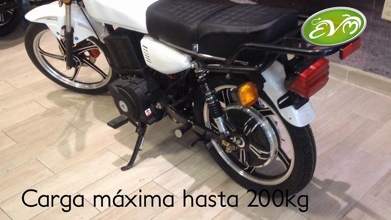 Motocicleta TIGER