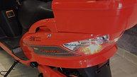 Motocicleta Modelo Hurricane