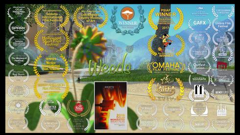 Weeds Trailer