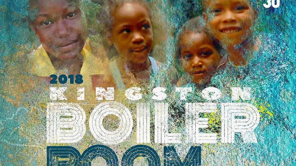 2018 Kingston Boiler Room Experience