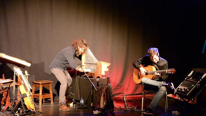 Le Duo Presque Classique en concert avec He le'ale'a