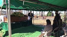 Funeral Service for Grace Goddard