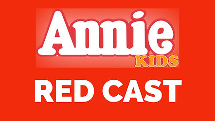 Annie KIDS (Red Cast)