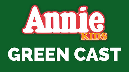 Annie Kids (Green Cast)