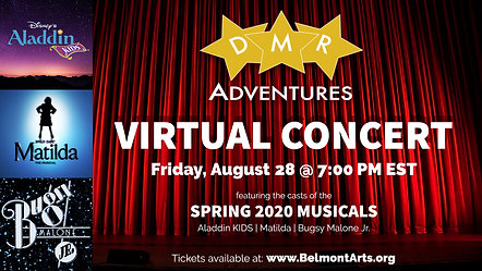 DMR Virtual Concert - The Shows That Should Have Been