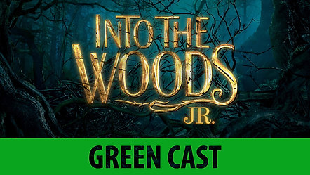 Into The Woods Jr. (Green Cast)