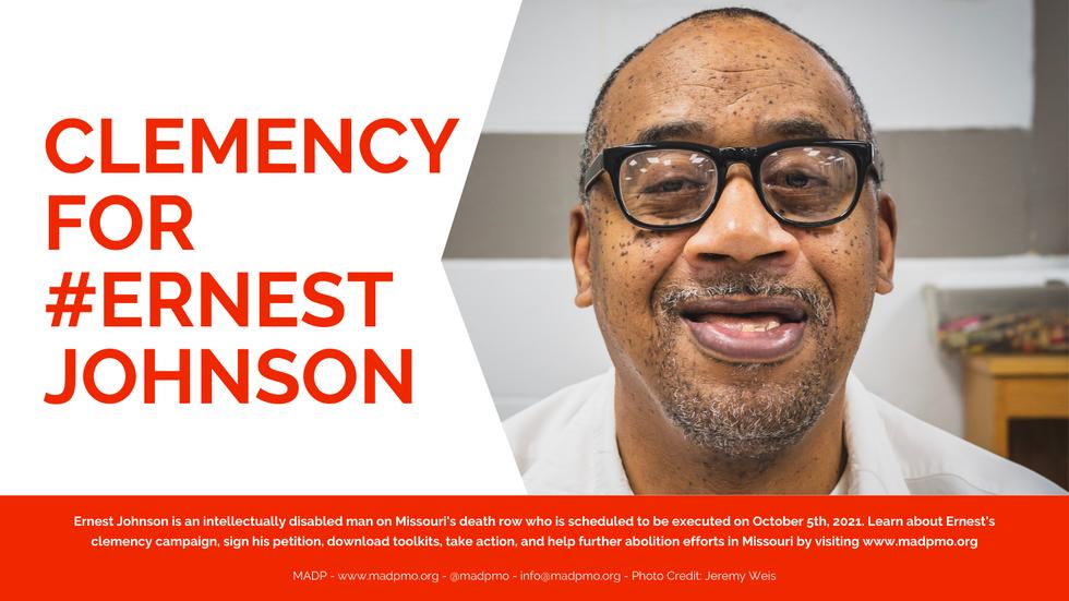 Info Session for #ErnestJohnson