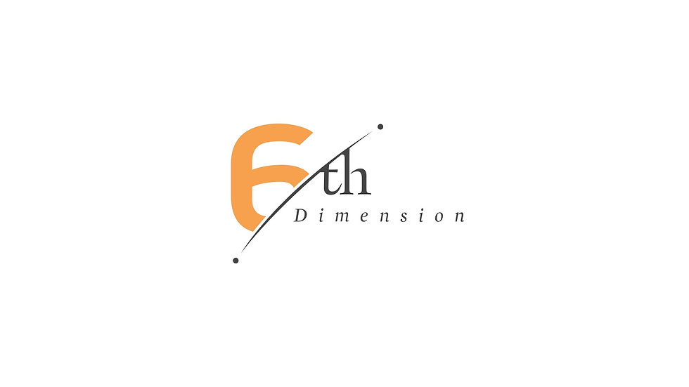 6th Dimension logo animation
