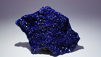 Azurite from Laos