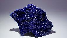 Azurite from Laos