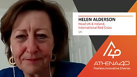 Helen Alderson - Athena40 Women Voices of Tenacity