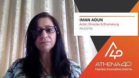 Iman Aoun - Athena40 Women Voices of Tenacity