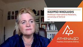 Kalypso Nikolaidis - Athena40 Women Voices of Tenacity