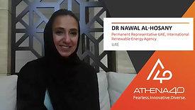 Dr Nawal Al-Hosany - Athena40 Women Voices of Tenacity