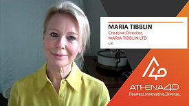 Maria Tibblin - Athena40 Women Voices of Tenacity