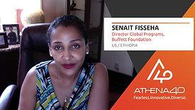 Senait Fisseha - Athena40 Women Voices of Tenacity