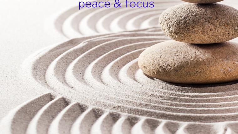 Guided Meditation - Peace & Focus