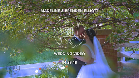 Madeline & Brenden Fulke Wedding Teaser