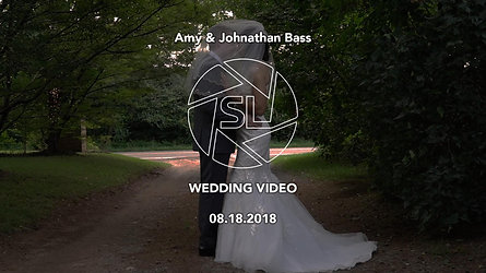 Amy & Johnathan Bass Wedding Video
