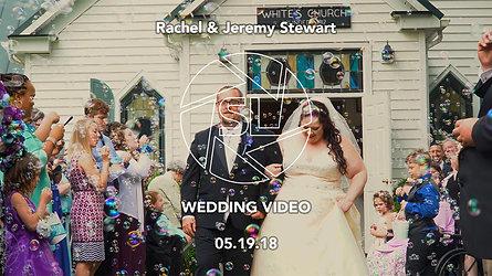 Rachel & Jeremy Stewart Wedding Teaser