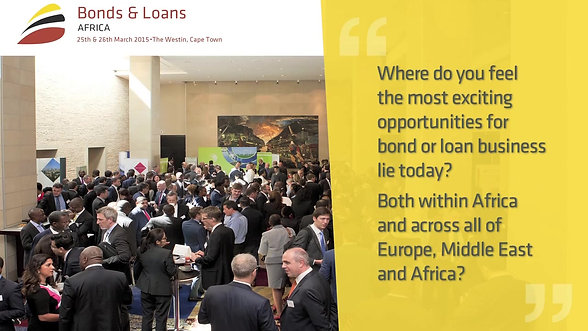 Interview with Julian Van Kan, Head of FIG EMEA, BNP Paribas at Bonds & Loans Africa