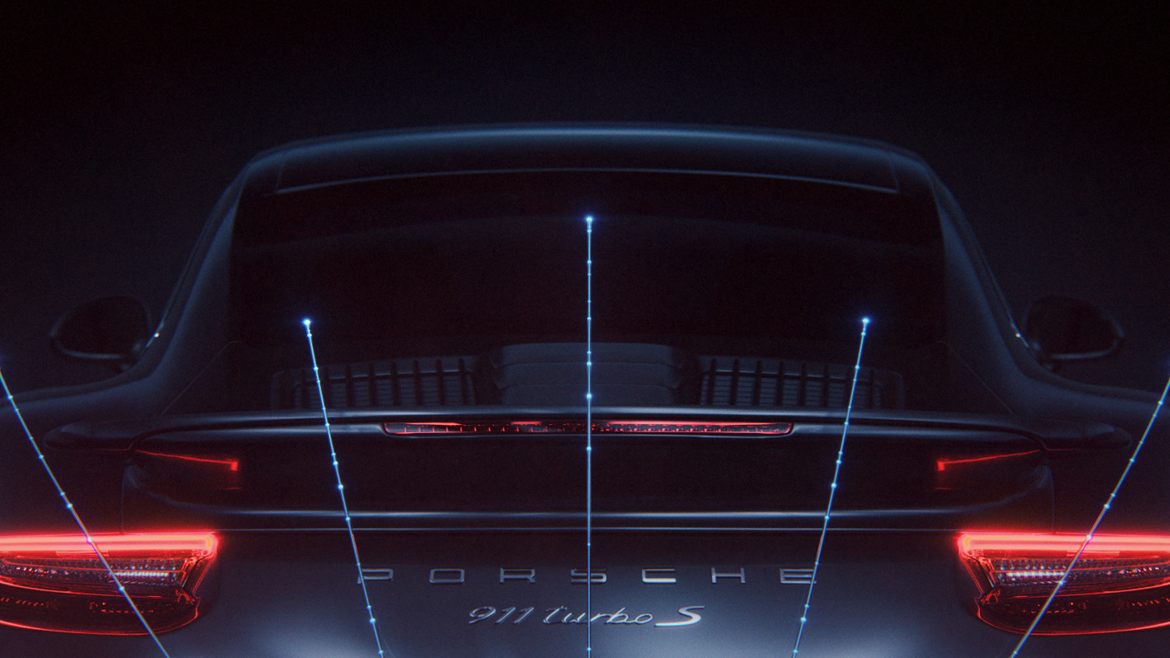 Porsche - Élan Vital