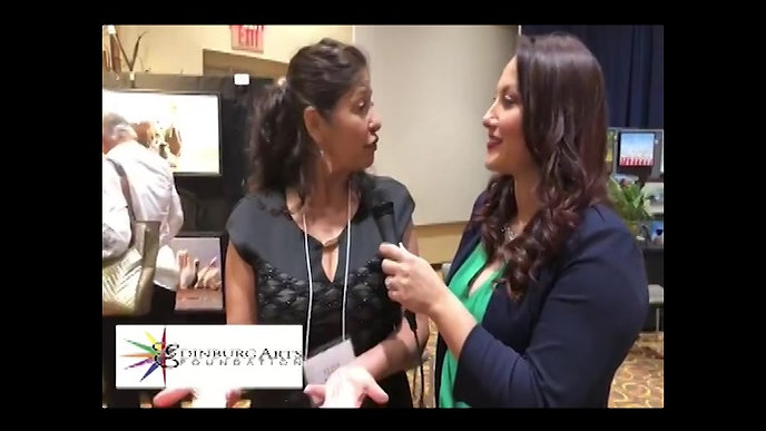 Artrageous Art Show Interview
