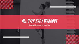 Saturday Pump - All Over Body Workout