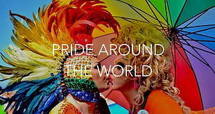 PRIDE AROUND THE WORLD