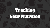 Tracking Your Nutrition